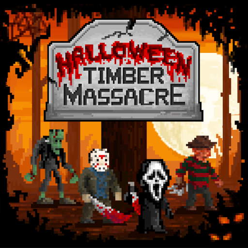 halloweentimbermassacre icon 512